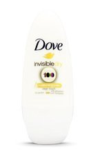 $Dove 50ml roll-on women Invisible Dry