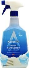 Astonish 750ml spray Fabric odświeżacz do Tkanin