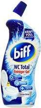 Biff 750ml WC Total żel do WC Ozean Brise