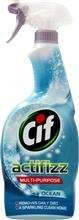 Cif 700ml Actifizz spray uniwersalny Ocean