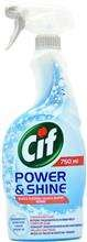 Cif 750ml Power & Shine Glas spray do szyb