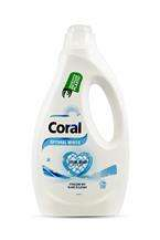 Coral 26 prań płyn do pr. 1,25l Optimal White
