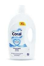 Coral 50 prań płyn do pr. 2,5l Optimal White