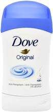 Dove 40ml sztyft Original