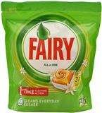 Fairy All-in-One kaps. do zmywarki Orange 31szt