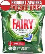 Fairy All-in-One kaps. do zmywarki Original 84szt