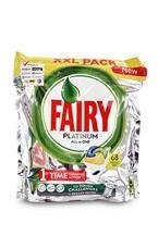 Fairy Platinum kaps. do zmywarki Lemon 68szt