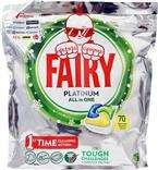 Fairy Platinum kaps. do zmywarki Lemon 70szt