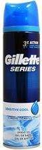 Gillette Series 200ml żel do gol. Sensitive Cool
