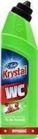Krystal 750ml płyn do WC Süsse Blume