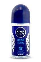 Nivea 50ml roll-on men Fresh Active