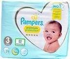 Pampers premium protection rozm.3 6-10kg 29 sztuk