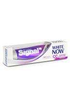 Signal 75ml pasta do zębów White Now CC+Bright