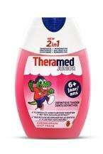 Theramed 75ml żel 2w1 Junior 6+ Truskawka