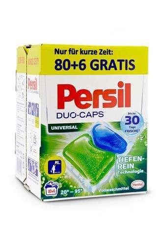 Persil 80+6 prań kapsułki Duo Caps BOX Uniw. DE