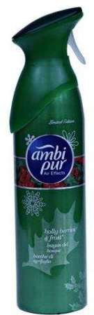 Ambi Pur 300ml odświeżacz spray Holy Berries