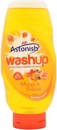 Astonish 600ml Wash-up płyn do naczyń Mango