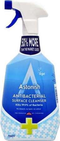 Astonish 750ml spray Antibacterial