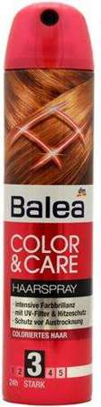 Balea 300ml lakier do wł. Color & Care 3