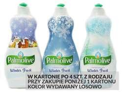 Palmolive 500ml płyn do naczyń Winter Frost Aloe