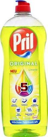Pril 750ml płyn do naczyń Limette